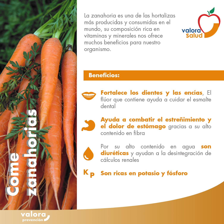 Beneficios De La Zanahoria Valora Prevencion Comer zanahorias crudas fortalece los dientes y las encías. beneficios de la zanahoria valora